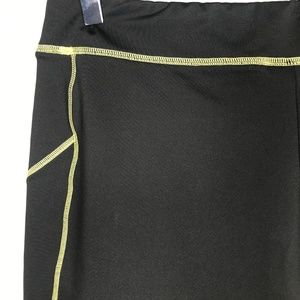 Champion Shorts - Champion Black Athletic Shorts A090545